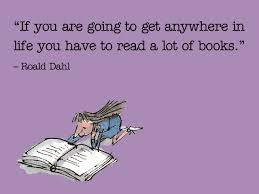 dahl read books