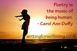 poetry is music